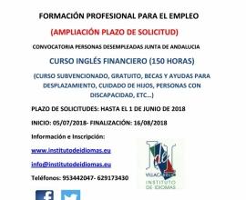 Curso de Inglés Financiero